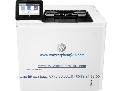 | Máy in HP LaserJet Managed E60165dn