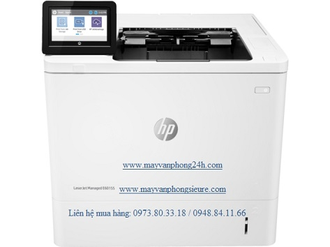 | Máy in HP LaserJet Managed E60155dn